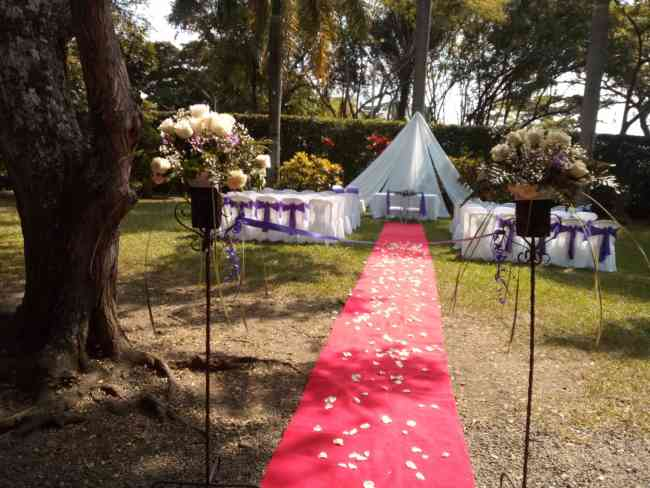 Decoracion, centros de mesa bodas y eventos sociales cali