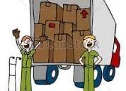 Mudanza trasteo acarreo transporte en camioneta o furgón, bogotá noroccidente