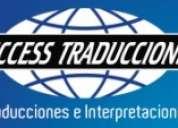 Traducciones - success traducciones e interpretaciones