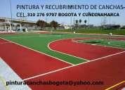 Demarcacion canchas, campos deportivos bogota pbx 3086002 - 3102769797