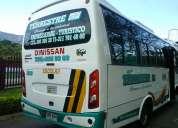 Bus de servicios especiales