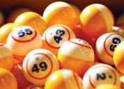 alquiler de equipos de bingos para sus eventos