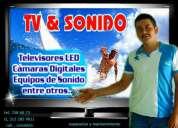 Reparacion tv & sonido