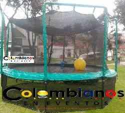 Ofrecemos Camas elásticas Chia  3132261736