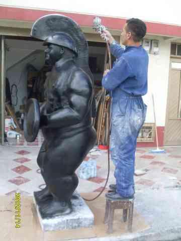 Escenografias y esculturas