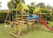 Parques infantiles ecologicos para sus niÑos y para el planeta