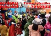 Fiestas infantiles vendemosfelicidad.com