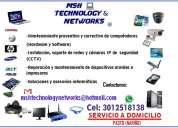 Soporte tecnico en sistemas y redes