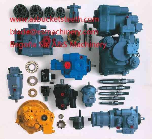 komatsu bomba hidráulica para excavadora PC40-7