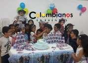 Fiestas infantiles chia chiquitecas con láser 3132261736