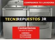 Mantenimiento y reparación de nevecones neveras lavadoras secadoras