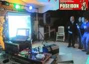 Amplificacion de sonido y luces para matrimonios y eventos en bucaramanga y santander