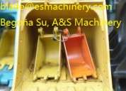 Repuestos excavadora maquinaria pesada xcmg