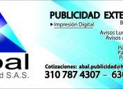 Abal publicidad s.a.s.