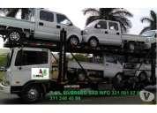 Transportes de vehiculos