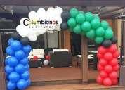 Fiestas decoracion globos eventos chia 3132261736