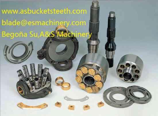 HITACHI serie Sistema hidráulico excavadora