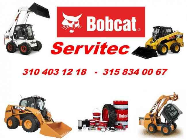 servicio tecnico bobcat en colombia