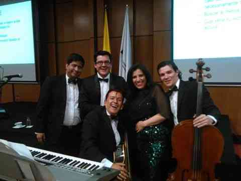 Violinistas en Bogota Misas Serenatas, conciertos