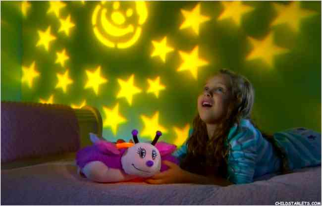 PELUCHE, ALHOMADA PROYECTOR PILLOW PETS DREAM LITE