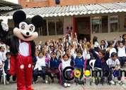 Fiestas infantiles chiquitecas chia saltarines 3132261736