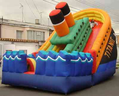 fabricantes de inflables saltarines dummies  trampolines
