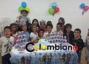 Fiestas infantiles chía promoción chiquitecas 3132261736