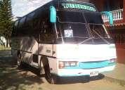 Alquilo busetas de 26 y28 pasajeros