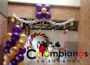 Decoración globos fiestas infantiles zipaquirá 3132261736