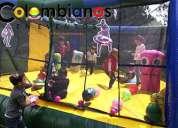 Camas elasticas inflables fiestas infantiles chía 3132261736