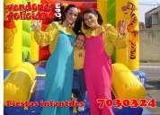 Recreacionistas fiestas infantiles