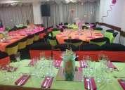 Fiesta temática, fiesta infantil, montaje de mobiliario, sonido en cali