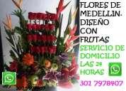 Floristería  flores de medellin sandany