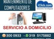 Mantenimiento computadores  - cctv