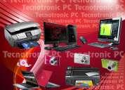 Mantenimiento de computadores, tables, portÁtiles, aires, diseÑos web