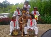 Carnaval y chirimia
