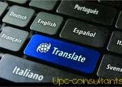 Traducciones de alta calidad, garantizadas certificadas