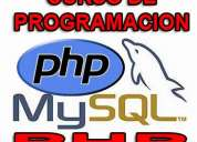 Programacion web con php cel: 3226470639