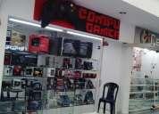 Compu gamer ventas de equipo y servicio tecnico