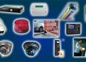 Mantenimiento sistemas de seguridad, reparacion sistemas de seguridad