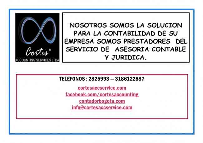 Outsourcing Contable y Juridico