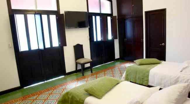 Hotel Casa Escobar en Buga
