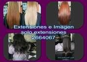 Extensiones de cabello en medellin solo humano