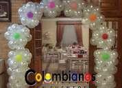 Decoración globos 3132261736 cota fiestas infantiles