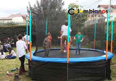 3132261736 Camas elásticas recreación Cajica Tenjo Cota Sopo