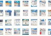 Se diseÑan paginas web html; java