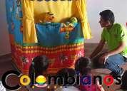Títeres 3132261736 fiestas infantiles cota tabio cajica