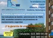Aph gerencia compartida s.a.s
