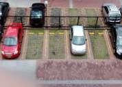 Arriendo un garaje o parqueadero para un automovil en bogotá