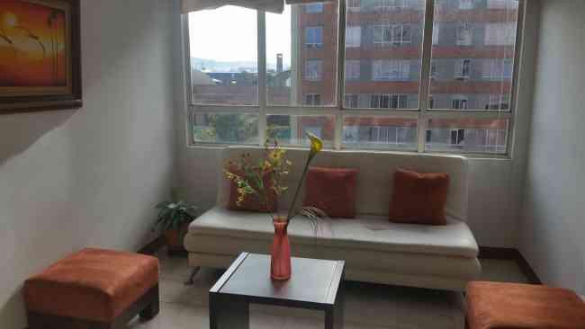 Rento Apartamentos AMOBLADOS Bogota, Salitre.Tel: 3165210267